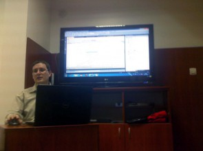 (2011) .Net User Group Novi Sad - lecture: WPF by Marko Popovic (TIAC)