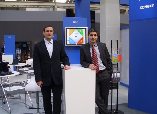 (2012) CeBIT, Hannover, Germany