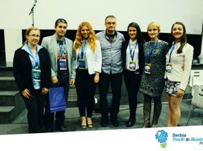 (2014) AIESEC Serbia Youth 2 Business Forum, Novi Sad, Serbia